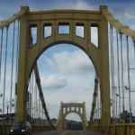 The bridges of Pittsburgh.
