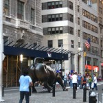 NYC doesn't take bull from anyone -- they already have one.