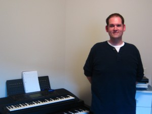 Tim Bess, musician